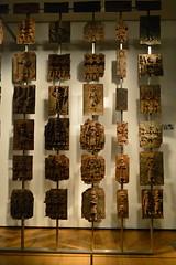 cast brass plates, Benin City, Nigeria (Mr. Russell) Tags: africa england london plate nigeria benin britishmuseum brass