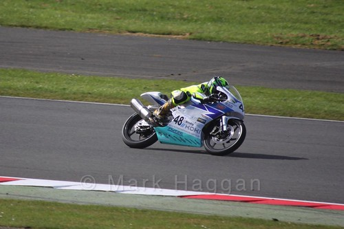 BSB Weekend at Silverstone, April 2016