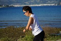 H Maria kata tin diadromi - 18 (illrunningGR) Tags: greece races halfmarathon volos marbie