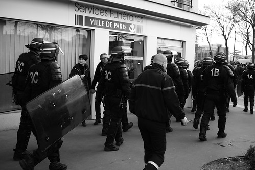 Manifestation du 4 Avril