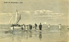 1073 - PC Noordwijk ZH (Steenvoorde Leen - 2.1 ml views) Tags: history strand boulevard postcards noordwijk kust ansichtkaart noordwijkaanzee badplaats oldcards oudnoordwijk