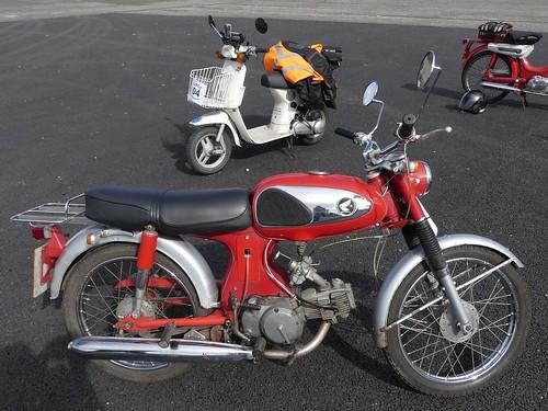 1968 Honda S90
