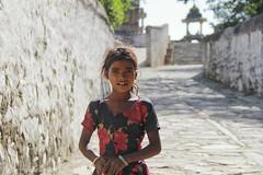 Tribal Girl (Tarang Jagannath) Tags: portrait people girl village tribal human portra