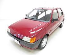 Ford Fiesta 1.1 Popular Plus (KGF Classic Cars) Tags: classic cars ford fiesta retro mk2 popular ghia lx gl supersport xr2 mk1 kgf