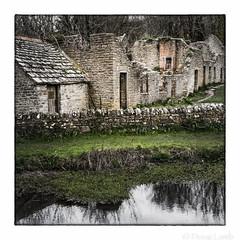 Tyneham Village, Dorset (don't count the pixels) Tags: abandoned ruins village dorset tyneham colourefexpro4