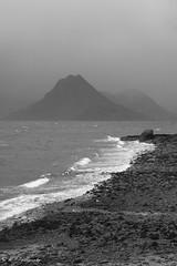 Tempte  Elgol (R - P Photography) Tags: ocean sea mer cold rain scotland wind pluie froid tempte ecosse elgol