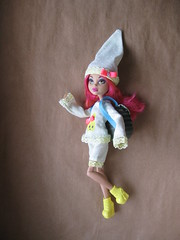 Howleen (wildathoney) Tags: bunny monster high wolf doll geek handmade custom shriek howleen