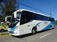 Caio Solar // Mercedes-Benz OF-1724 // Buses Magic Service ( JotaBBus) Tags: solar mercedesbenz caio of1724 gklb98
