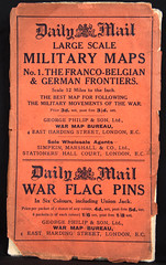 Daily Mail map #1 cover (Madison Historical Society) Tags: old usa history museum photo interesting nikon flickr image connecticut interior military country wwi picture newengland ct places worldwari madison historical inside greatwar firstworldwar route1 mhs conn d600 bostonpostroad nikond600 leeacademy madisonhistoricalsociety madisonhistory bobgundersen