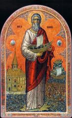 noah (Sacred Art Iconography) Tags: noah iconography