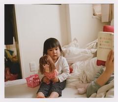 insta100 (sudoTakeshi) Tags: film japan kids tokyo pentax takumar kodak 120film filmcamera portra kodakfilm  pentax6x7 pentax67 kodakportra400 kodakportra   film120 smctakumar  smctakumar75mm