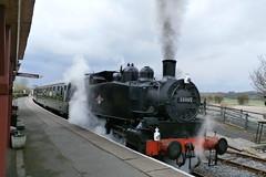 P4160119 (Steve Guess) Tags: uk england usa train kent tank railway loco steam gb locomotive eastsussex 30065 060t