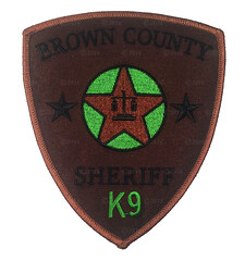 Subdued Brown County Sheriff K9 Patch (Nate_892) Tags: county brown team police special sheriff patch emergency critical tactics swat weapons cru k9 appleton response unit ert subdued outagamie