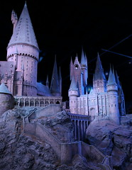 Hogwarts side (6079 Jones, P) Tags: canonefs1855mmiii castle warner bros studio tour harry potter hogwarts canon eos 1200d scale model school witchcraft wizardry magic