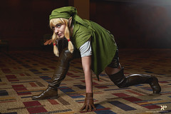 CeryneianHind Cosplay - PAX East 2016 (Xenro8) Tags: cosplay east link zelda pax 16 legend 2016 linkle xenphotos
