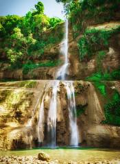 Can Umantad waterfall (Hendraxu) Tags: travel travelling green nature water landscape waterfall tour natural outdoor philippines falls fresh bohol f28 14mm samyang canumantad umantad