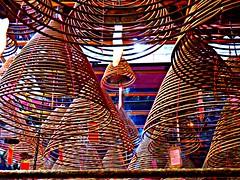 Man Mo Temple, Hollywood Road, Sheung Wan, Hong Kong  (Snuffy) Tags: hongkong placesofworship manmotemple hollywoodroad sheungwan  level1photographyforrecreation