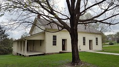 Friends Meetinghouse - HH, his family, and his neighbors worshipped here