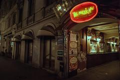 d Piotrkowska 2 (inconnu_9) Tags: street old city cafe streetlight poland nightlight citylight d