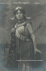 BOURGEOIS, Jane, Amneris, Aida (Operabilia) Tags: goldenage opra claudepascalperna