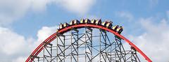 Big Hill! (Midgetman82) Tags: kentucky amusementpark louisville rollercoaster rmc stormchaser kentuckykingdom rockymountainconstruction