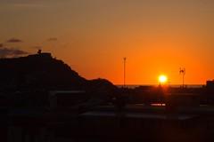 maiatzak 2 ilunabarrean (Mirenmil) Tags: sunset sea sun sol atardecer mar