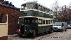 Preserved Blackburn Corporation ACB902 74 (WY Bus Spotter) Tags: bus guy heritage museum transport corporation blackburn arab ii trust preston preserved 74 keighley kbmt acb902