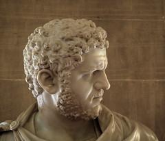Caracalla Emperor (G E G / VEVZE) Tags: portrait sculpture face roman palace bust blenheim emperor caracalla