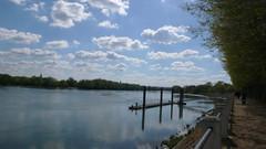 Oissel - Bords de Seine (jeanlouisallix) Tags: france seine river eau rivire normandie haute fleuve martime oissel