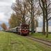 SMMR 2225 met NVBS Koningsdagtrein, Utrecht Lage Weide