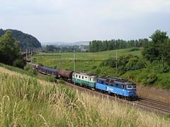 130 001-1 (MarSt44) Tags: train republic czech railway cargo 130 0011 001 skoda trebova kolej ceska czechy ceske e130 drahy 130001 koda 1300011 d