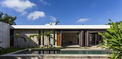 JA Cholul House в Мексике от Taller Estilo Arquitectura