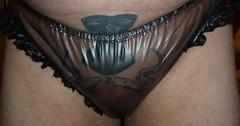 AliciaP1010304h (zofealicia) Tags: fetish latex schlampe sklavin gummihose