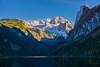 Gosausee (rio.gappmaier) Tags: schnee autumn mountain berg austria see colours herbst gletscher dachstein oberösterreich farben gosau upperaustria gosausee vorderergosausee sonyalpha6000