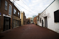 2016 01 16 - 4629 - DC - Blagden Alley (thisisbossi) Tags: usa brick washingtondc dc nw unitedstates northwest alleys blagdenalley