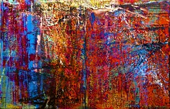 Abstraktes Bild (N� 635) (1987) - Gerhard Richter (1932)