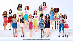 2016 Fashionista Re-Launch? (toomanypictures1) Tags: curvy tall fashionista relaunch mattel petite 2016