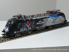 TX Logistik 182.560-3 (Ernesto Imperato) Tags: digital tx trix sound taurus 182 modellismo modellbahn logistik fermodellismo br182