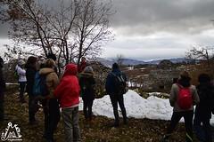 Luca racconta la storia delle Capanne di pietra a secco - Majella - Abruzzo Italy