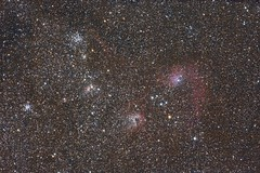 IC 405, IC 410, IC 417 Region (AllAboutRefractors) Tags: astrophotography astronomy dslr