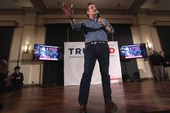 Ted Cruz (Gage Skidmore) Tags: noah ted west texas senator president rally rick center iowa des event governor cruz campaign perry moines caucus 2016