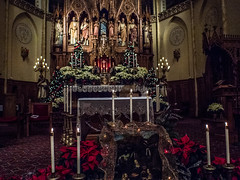 SAM_1084 (polishamericanphotographer) Tags: christmas church december catholic cleveland samsung clevelandohio mass friday eastside thursday romancatholic midnightmass december25 december24 cuyahogacounty schneiderkreuznachlens polishparish easterncuyahogacounty articulatingscreen polishromancatholic samsungex2f december2015 christmas2015 sanktuariumśwstanisławabiskupaimęczennika winter20152016 camerawithanarticulatingscreen samsungex2fcamera slavicvillageneighborhood theshrinechurchofststanislausbishopandmartyr