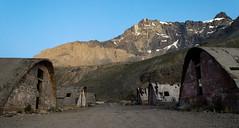 Campamento minero abandonado (Felipe Rojas Santander) Tags: chile naturaleza history landscape paisaje andes campamento minero abandono cordillerra cajondelmaipo