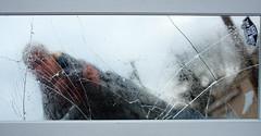 Off The Wall (eddi_monsoon) Tags: portrait selfportrait rain self mirror relflection 365 selfie threesixtyfive