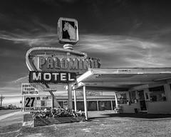 Route 66 Tucumcari, NM (Mobilus In Mobili) Tags: winter usa newmexico us route66 unitedstates roadtrip wildwest tucumcari traveler travelphotography beautifuldecay travelawesome zigzaghood