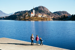 Lake Bled (If not NOW... when?) Tags: travel lake nature canon landscape europe hiking euro hike slovenia bled ef 5d3 5diii