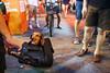 Doggy bag - Melaka, Malaysia (Maciej Dakowicz) Tags: street dog night asia market streetphotography dachshund malaysia melaka malacca jonkerstreet