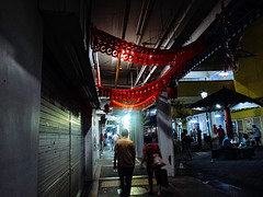 Happy CNY (asaresult) Tags: street city people urban night walking photography singapore chinatown fuji streetphotography x20 2016