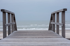 You don't have to see the whole staircase, just take the first step. - Martin Luther King Jr. (Monika Kalczuga) Tags: sea holland beach strand stairs outdoor noordzee staircase northsea noordholland stairstothebeach petten