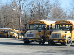 First Student #540 #541 and #567 (ThoseGuys119) Tags: firststudentinc schoolbus wallkillny 8458952463 charter charterbus summer